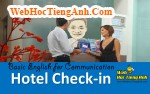 Video: Hotel Check-in - Basic English for Communication