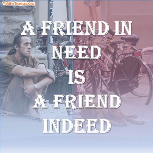 A Friend In Need Is A Friend Indeed, 445, Uyên Vũ, Academy.MuaBanNhanh.com, 13/09/2013 09:36:12